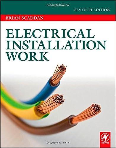 Electrical Installation Work: Brian Scaddan: 9780080969817: Amazon ...