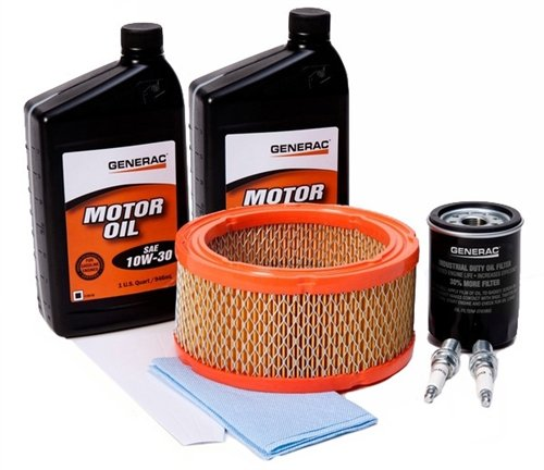 Generac Maintenance Kit for 12-18 kW Generator (Built prior to 2013) 0J576700SM