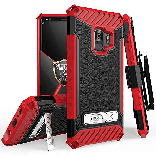 Galaxy S9 Plus / Galaxy S9+ Case Phone Case 360°...