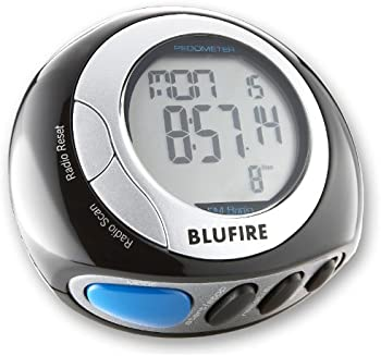 2-Pack BluFire Workout Pedometer