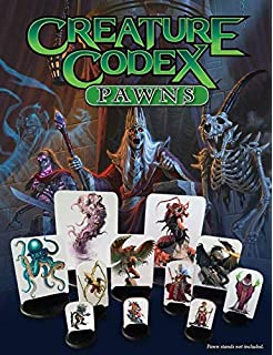 Amazon com: 5th Edition D&D - Tome of Beasts - Pawns: Home