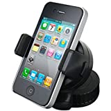 360 Rotating Windshield Car Mount Cradle Holder Stand for New Apple iPhone 5 5G