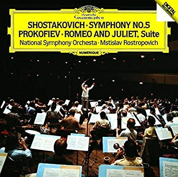 ショスタコーヴィチ:交響曲第5番、他