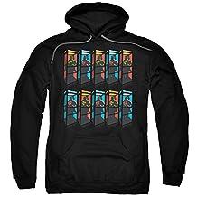 Hoodie: Superman- Super Booths Pullover Hoodie