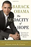 The Audacity of Hope, Barack Obama, 0307237699