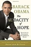 The Audacity of Hope, Barack Obama, 0307237699