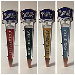 Samuel Sam Adams Seasonal Tap Handle NEW 2016 Style 13.5\