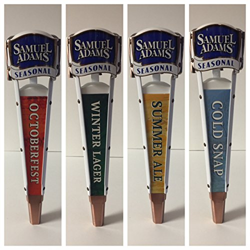 Samuel Sam Adams Seasonal Tap Handle NEW 2016 Style 13.5""