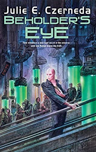 book cover of Beholder\'s Eye