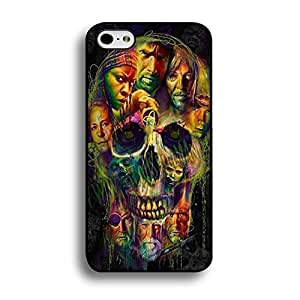 Horror Bloodcurdling The Walking Dead Phone Case Cover For Iphone 6/6s 4.7inch Nice Protective Mobile Shell