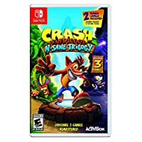 Crash Bandicoot N. Sane Trilogy Deals