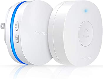 Govee Wireless Door Bell Chime Kit with 1 Button and 1 Receiver