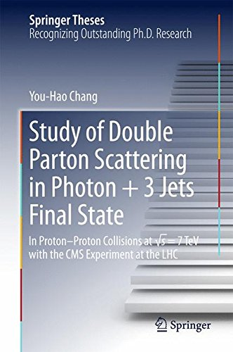 Study Of Double Parton Scattering In Photon   3 Jets Final State  In Proton Proton Collisions At  S   7Tev With The Cms Experiment At The Lhc  Springer Theses
