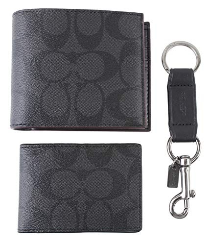 Coach Wallet Signature Print F41346 product image