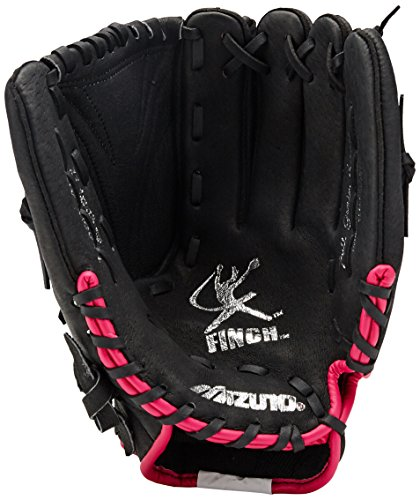 - Mizuno GPP1105F1 Finch Prospect Softball Glove, 11-Inch, Right Hand Throw