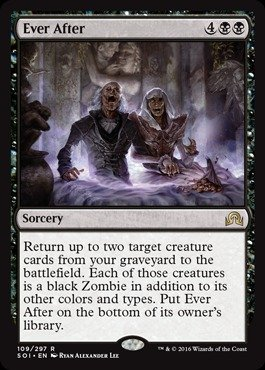 Magic: the Gathering - Ever After (109/297) - Shadows Over Innistrad
