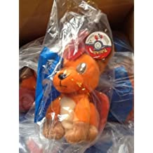 Pokemon VULPIX #37 SPECIAL EDITION PLUSH (KFC Promotion 1998) by Applause