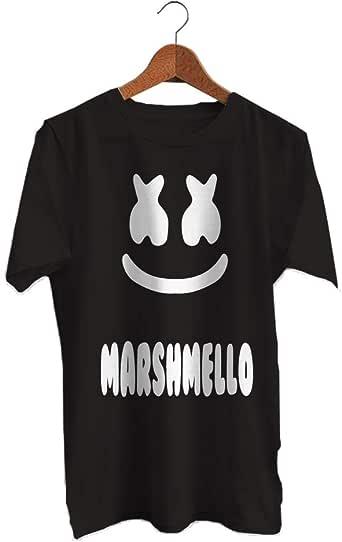T-shirt Dj Marshmello design - XL- Women