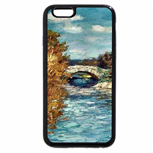 iPhone 6S / iPhone 6 Case (Black) Stone