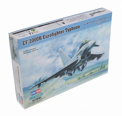Hobby Boss EF-2000B Eurofighter Typhoon Airplane Model Building Kit