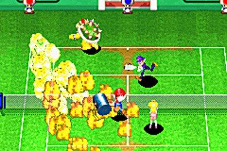 Amazon com: Mario Tennis Power Tour: Artist Not Provided
