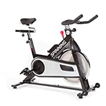 Spinning S5 Indoor Cycling Bike with Four DVDs, Charcoal