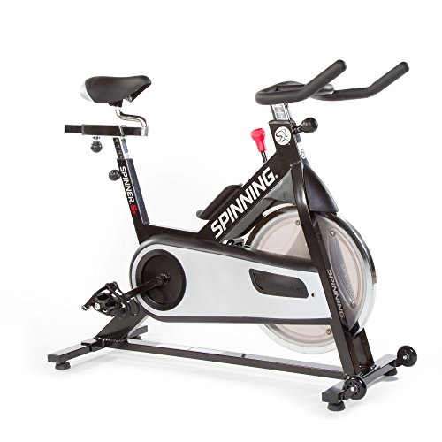 Spinner S5 Indoor Cycling Bike with Four Spinning DVDs, C...
