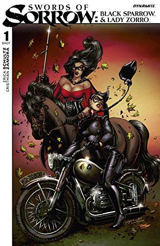 Swords of Sorrow: Black Sparrow/Lady Zorro Special: Digital Exclusive Edition Lady Zorro Short