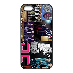 Music band sunshine young man Cell Phone Case for iPhone 5S