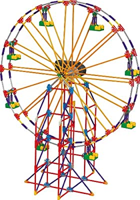 Knex Collect Build Amusement Park Series 2 Ferris Wheel from K'NEX