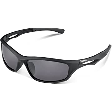 best Duduma Polarized Sports Sunglasses for Running Cycling Fishing Golf Tr90 Unbreakable Frame reviews