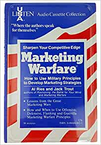 marketing warfare al ries and jack trout Abebookscom: marketing warfare: 20th anniversary edition: authors' annotated edition (9780071460828) by al ries jack trout and a great selection of similar new, used and collectible books available now at great prices.