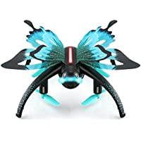 JJRC H42 RC Drone Butterfly-shaped 2.4G Altitude Hold 3D Roll Wifi FPV Quadcopter With LED Light / HD Camera / Headless Mode
