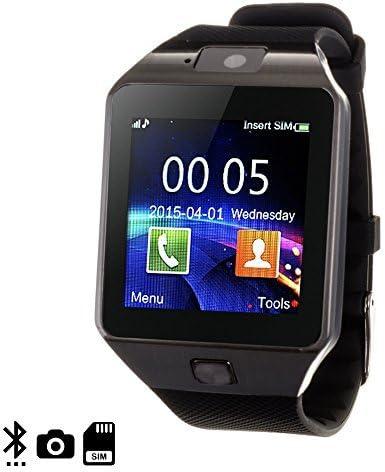 DAM - Smartwatch Ártemis BT Black. Cámara de Fotos y vídeo ...
