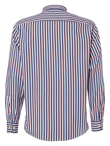 CASAMODA Camisa business Casual Fit Hombre Azul