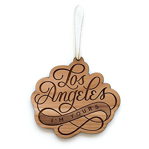 t Wood Ornament (Christmas / Holiday / Personalized Available / Hometown / Keepsake / Tradition) ()