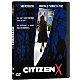 Citizen X [Reino Unido] [DVD]