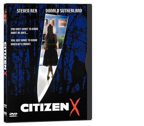 Citizen X Stephen Rea