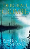 Water Like a Stone by Deborah Crombie front cover