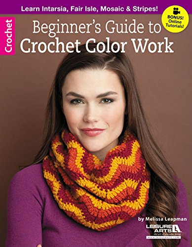 Download Beginner's Guide to Crochet Color Work (Leisure Arts Crochet) ebook