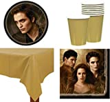 Twilight New Moon Party Pack Supplies for 16 Guests