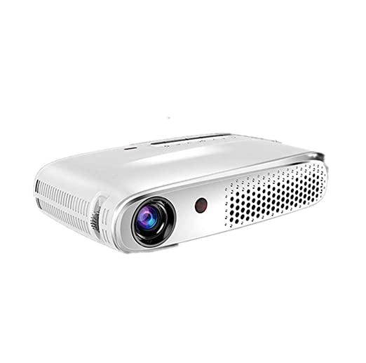 Wj Mini proyector Full HD 3D, proyector de Android Compatible con ...