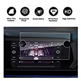 2019 Volkswagen VW Jetta Display Navigation Screen Protector, R RUIYA HD Clear Tempered Glass Screen Guard Shield Scratch-Resistant Ultra HD Extreme Clarity (8 Inch)