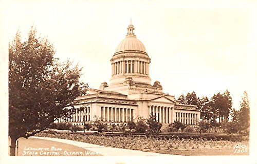 Legislative Building Olympia, Washington ()