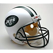 New York Jets Riddell Full Size Deluxe Replica Football Helmet