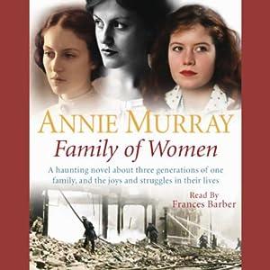 Family of Women Audiobook
