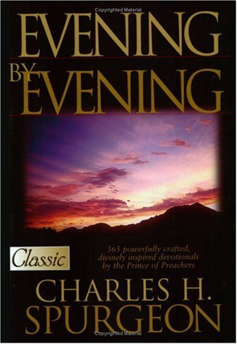 Evening by Evening (Pure Gold Classics)