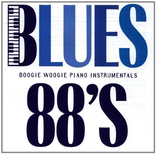 CD : VARIOUS ARTISTS - Blues 88's: Boogie Woogie Instrumentals (CD)