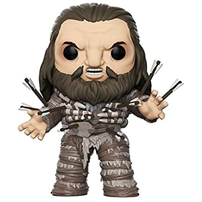 "Funko Pop Game of Thrones: GOT - WUN W/ Arrows - 6"" Toy Figure: Funko Pop! Television:: Toys & Games"