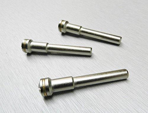 Shaft Radial Silver Ring - 1